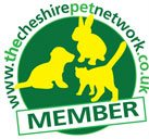 Cheshire Pet Network logo